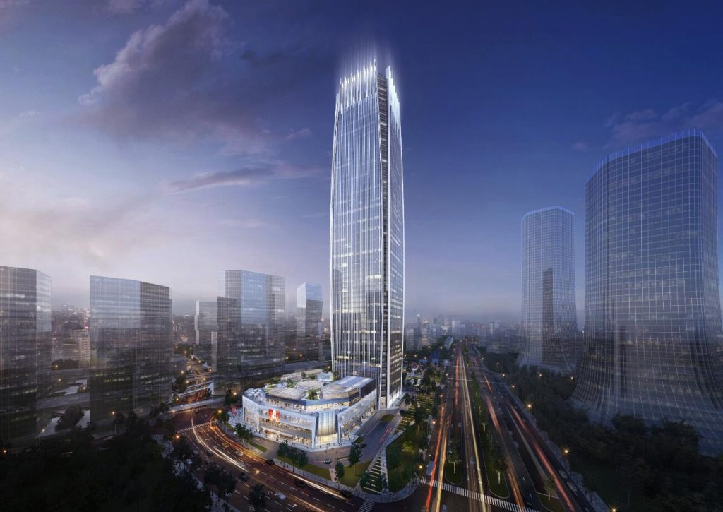Wenzhou Central, Wenzhou