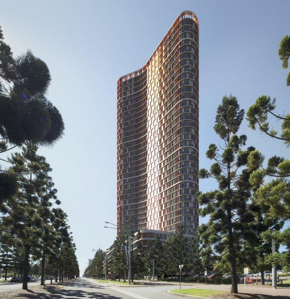 Boomerang Tower, Sydney Olympic Park