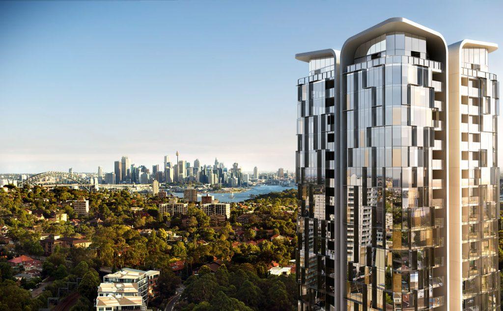 Embassy Tower, North Sydney