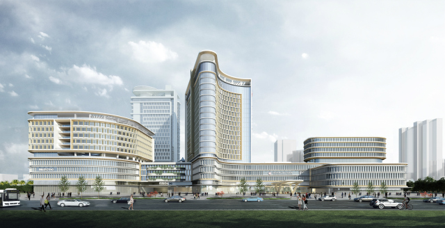 Nanshan Hospital, Shenzhen, China